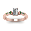 emerald-cut-diamond-duet-bar-side-stone-ring-with-green-emerald-in-18K-rose-gold-FDENS363EMRGEMGRANGLE5-NL-RG