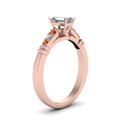 emerald-cut-diamond-duet-bar-side-stone-ring-with-orange-sapphire-in-14K-rose-gold-FDENS363EMRGSAORANGLE2-NL-RG
