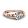 heart-shaped-diamond-duet-bar-side-stone-ring-with-orange-sapphire-in-14K-rose-gold-FDENS363HTRGSAOR-NL-RG