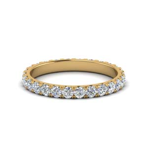 One Carat Diamond Eternity Band