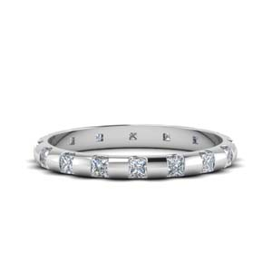 1 Carat Bar Set Eternity Band