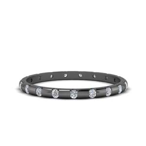 round cut 0.25 ct. diamond bar set eternity band in FDEWB123536RO(1.50MM) NL BG.jpg
