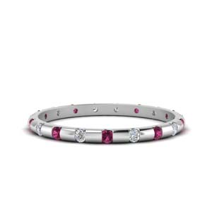 0.25 Ct. Bar Set Eternity Band