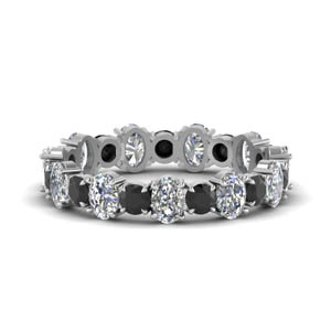 3.50-carat-oval-shaped-and-round-eternity-band-with-black-diamond-in-FDEWB123628OVGBLACK-NL-WG