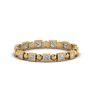 Half Carat Diamond Eternity Band