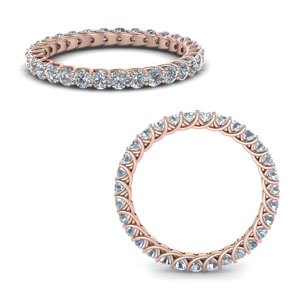 Trellis 1 Ct. Diamond Eternity Ring