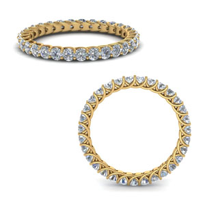 1 Ct. Trellis Eternity Ring