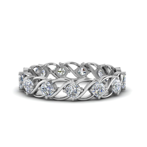 Eternity Rings For Bride