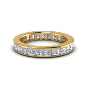 4 Ct. Channel Set Band