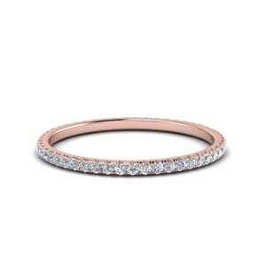 1/4 Ct. Round Diamond Eternity Band