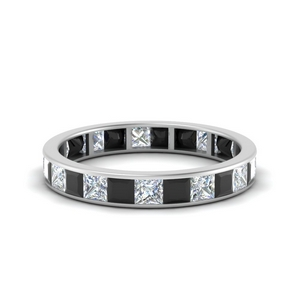 2.50 Carat Channel Set Eternity Band