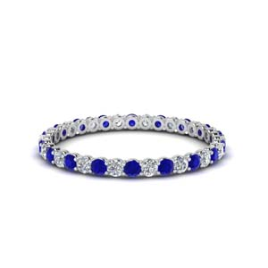 Shared Prong Eternity Ring 0.60 Ctw.