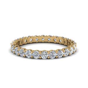 1 Carat Diamond Eternity Anniversary Ring
