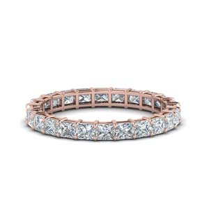 3 Ct. Princess Diamond Eternity Ring