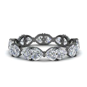 Heart Diamond 3.50 Ct. Band