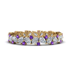 1.50-ct.-pear-eternity-diamond-band-with-purple-topaz-in-FDEWB9203GVITO-NL-YG