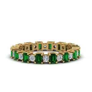 Women Eternity Bands