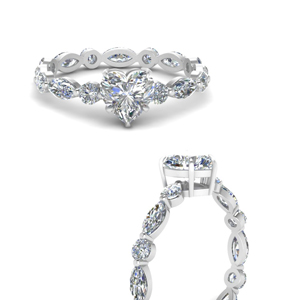 marquise-and-round-eternity-heart-shaped-diamond-engagement-ring-in-FDEWB9398HTRANGLE3-NL-WG
