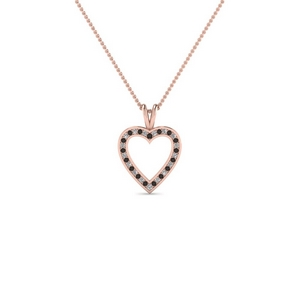 Heart Pendant For Women