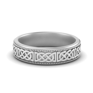 Irish Design Eternity Band For Him