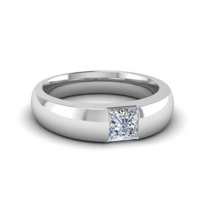 Platinum Wedding Rings For Men