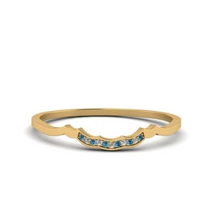 Yellow Gold Delicate Band