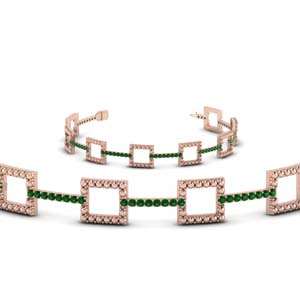 Beautiful Milgrain Design Bracelet