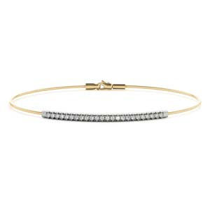 Italian Yellow Gold Bracelet
