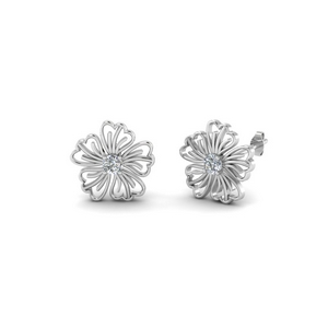 Floral Earring For Women