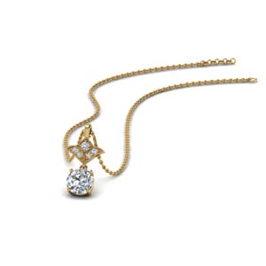 0.75 Ctw. Diamond Pendant For Women