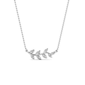 Leaf Necklace Gifts For Her