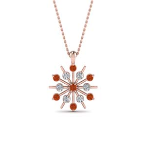 Snowflake Necklace Gifts