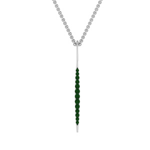 Emerald  Necklaces for Women