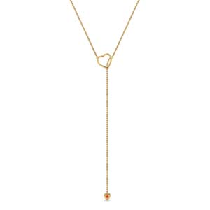 Long Drop Necklace For Women