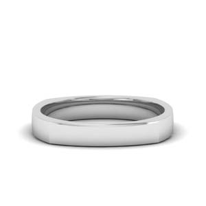 Engraved Mens Comfort Fit Band