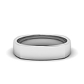 6 mm square matte finish mens ring in FDSQR7B 6MM NL WG.jpg