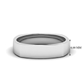 6 mm square matte finish mens ring in FDSQR7B 6MM NL WG HW.jpg