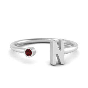 Initial Open Ring With Ruby