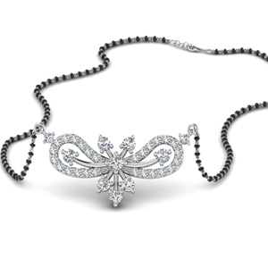 Fancy Mangalsutra Design