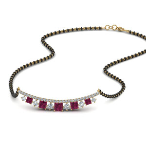 curved-bar-diamond-mangalsutra-with-pink-sapphire-in-MGS8959GSADRPI-NL-YG