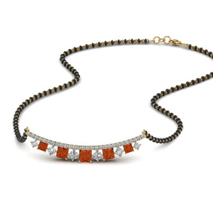 curved-bar-diamond-mangalsutra-with-orange-sapphire-in-MGS8959GSAOR-NL-YG