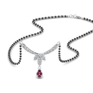 floral-drop-diamond-mangalsutra-necklace-with-pink-sapphire-in-MGS8960GSADRPI-NL-WG
