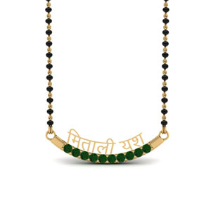 personalised-mangalsutra-with-emerald-in-MGS9018GEMGRANGLE1-NL-YG
