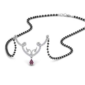 unique-diamond-mangalsutra-pendant-with-pink-sapphire-in-MGS9074GSADRPI-NL-WG