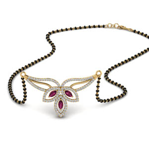 pink-sapphire-petal-mangalsutra-pendant-in-MGS9104GSADRPI-NL-YG