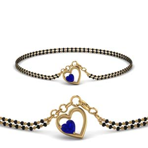 heart-drop-sapphire-mangalsutra-bracelet-in-MGSBRC8998GSABLANGLE1-NL-YG
