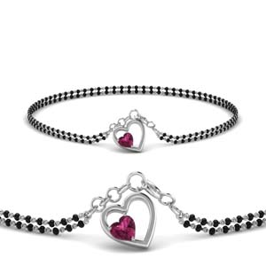 heart-drop-pink-sapphire-mangalsutra-bracelet-in-MGSBRC8998GSADRPIANGLE1-NL-WG
