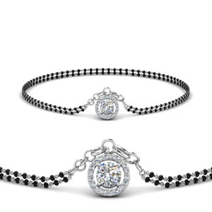 diamond-halo-drop-mangalsutra-bracelet-in-MGSBRC8999ANGLE1-NL-WG