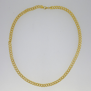 Heavy Gold Cuban Link Chain